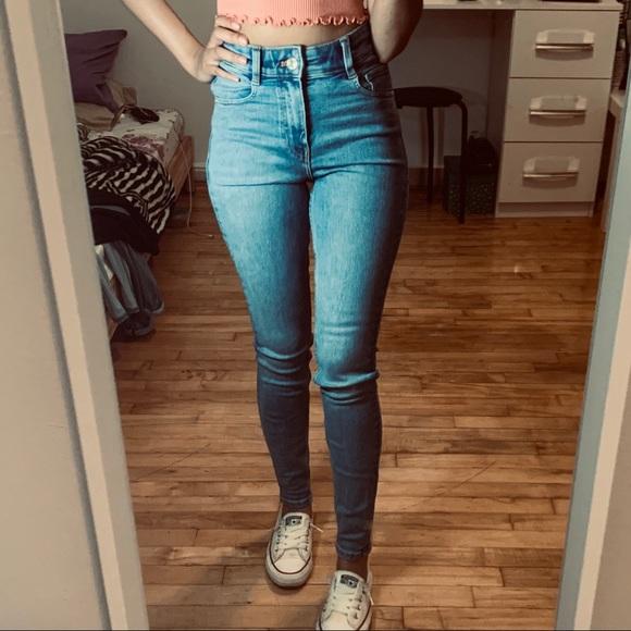 Zara Denim - ZARA 80's Vintage jeans